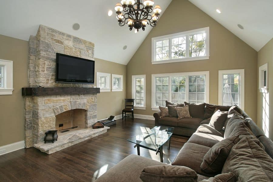 Fireplace Family Room Ideas 2
