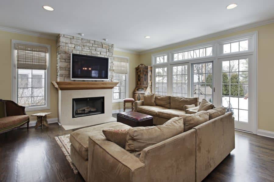Fireplace Family Room Ideas 3