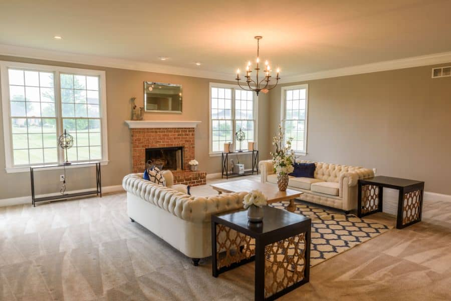 Fireplace Family Room Ideas 6