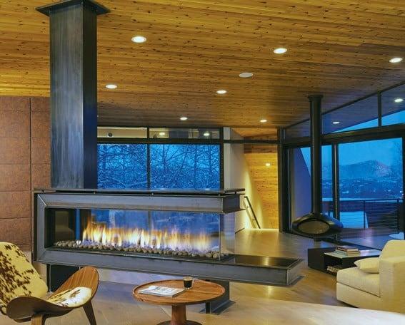 Fireplace Gas Designs Ideas