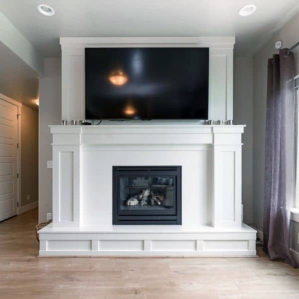 Fireplace Ideas Mantel Design