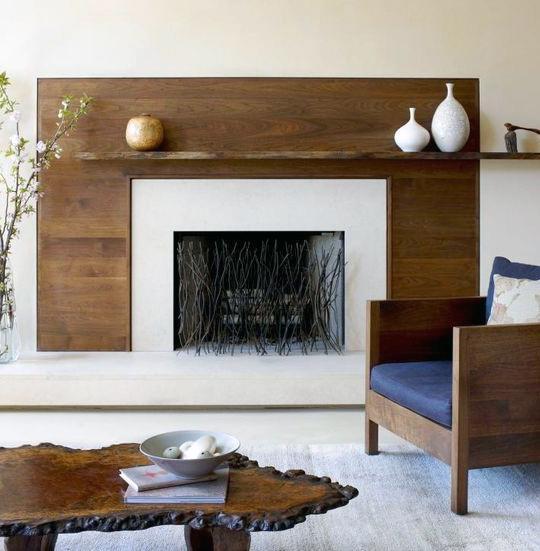 Fireplace Mantel Design Inspiration