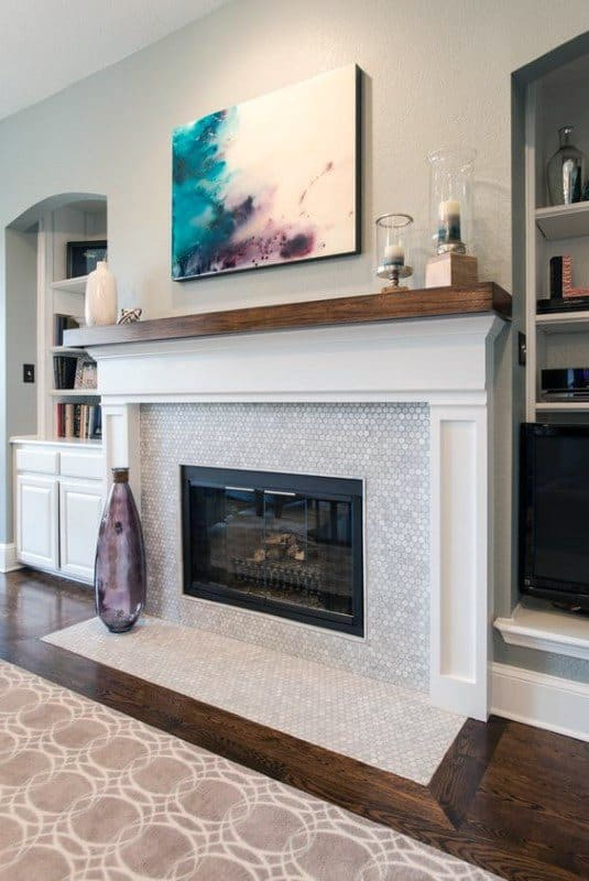 Luxury fireplace mantels 1000 images about fireplace for Luxury fireplace designs