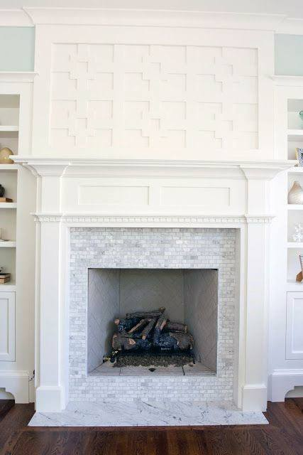 Fireplace Mantel Inspiration