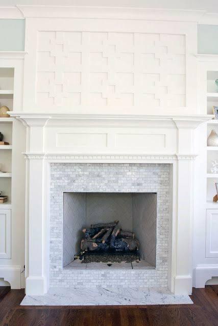 Fireplace Mantel Inspiration