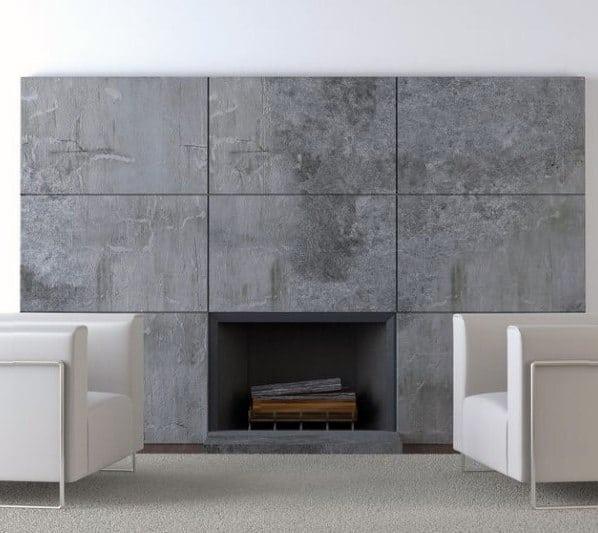 Fireplace Modern Design Ideas