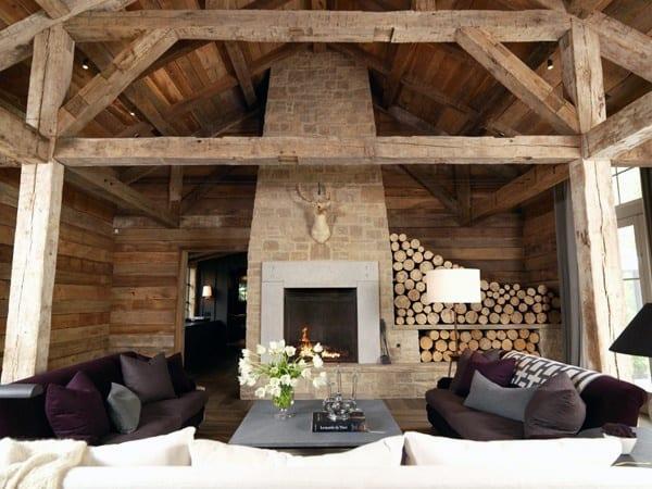 Fireplace Stone Designs Interior