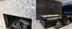 Top 60 Best Fireplace Tile Ideas – Luxury Interior Designs