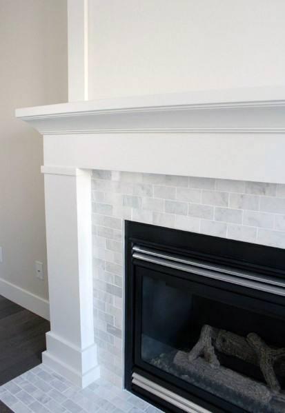 Fireplace Tiles Interior Ideas