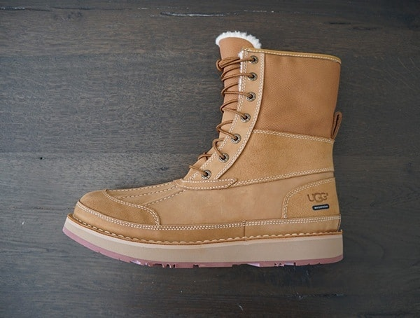 First Side Ugg Avalanche Butte Boots For Men