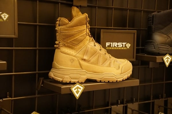 First Tactical Boots For Men Shot Show 2018