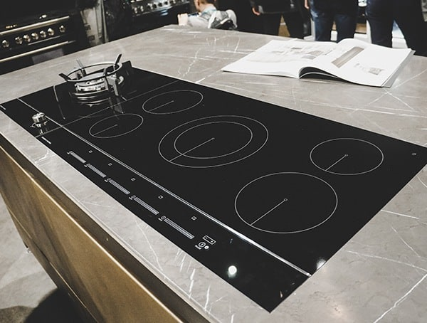 Fisher Countertop Stove 2019 Nahb Show