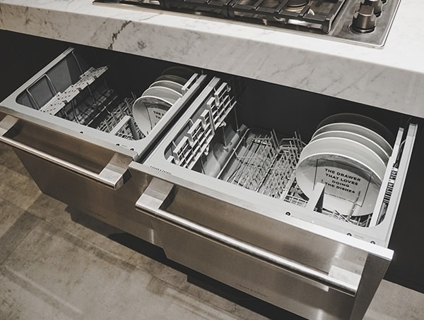 Fisher Dishwashers 2019 Nahb Show