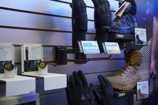 Fist Tactical Shoes And Gloves