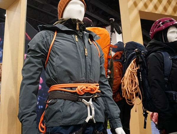 Fjallraven Mens Outdoor Jacket