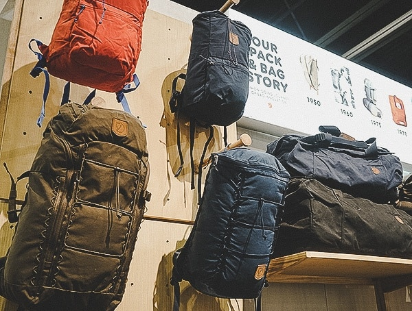 Fjallraven New Backpacks For Outdoor Retailer Snow Show 2019