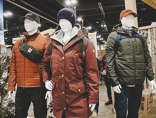 Fjallraven New Outerwear Winter Snow Show Collection For 2019