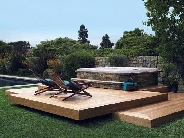 Floating Deck Idea Inspiration