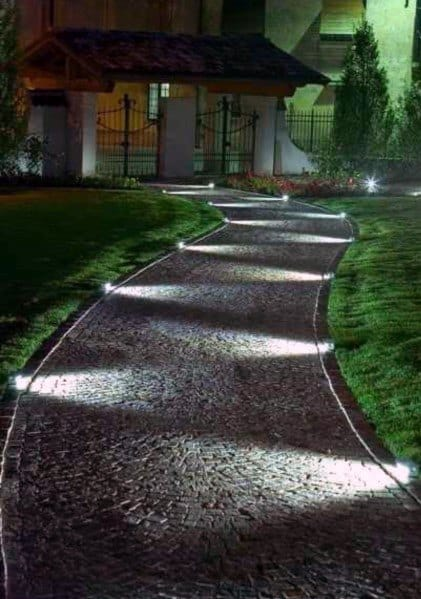 Flood Lights Design Ideas For Driveway Lighting