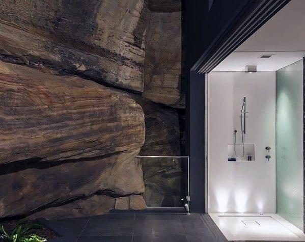 Floor Leds Shower Lighting Design Idea Inspiration