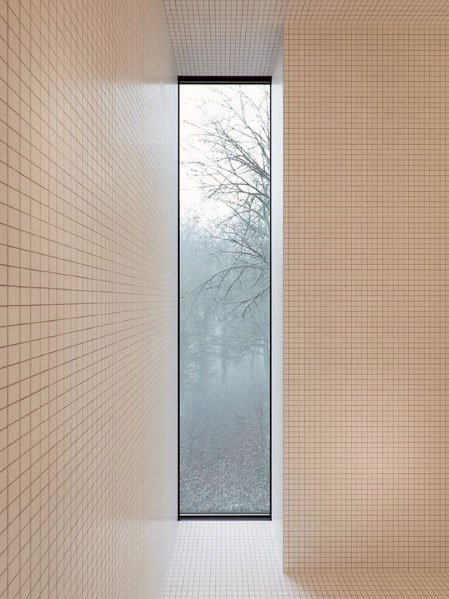 Floor To Ceiling Contemporary Ideas For Shower Window Interior