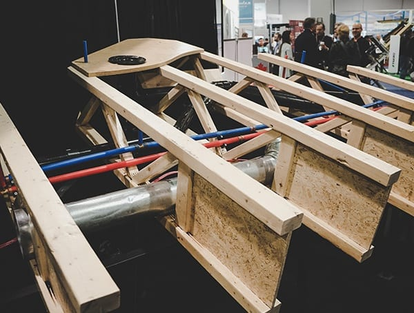 Floor Truses Open 2019 Nahb International Builders Show