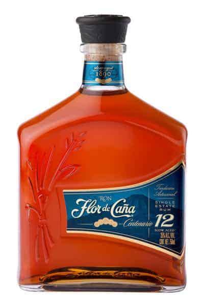 flor-de-cana-centenario-12-year-gold-rum