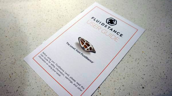 Fluidstance Product Instruction Sheet