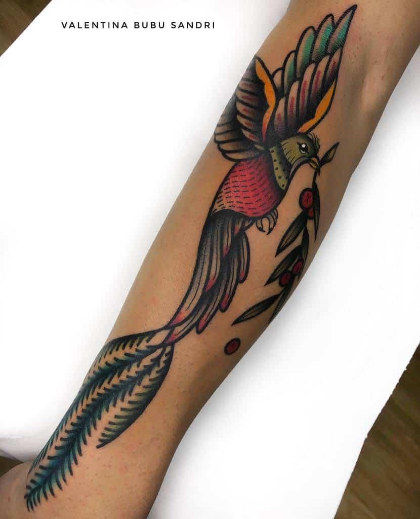 Flying Quetzal Tattoos Valebubu Libh
