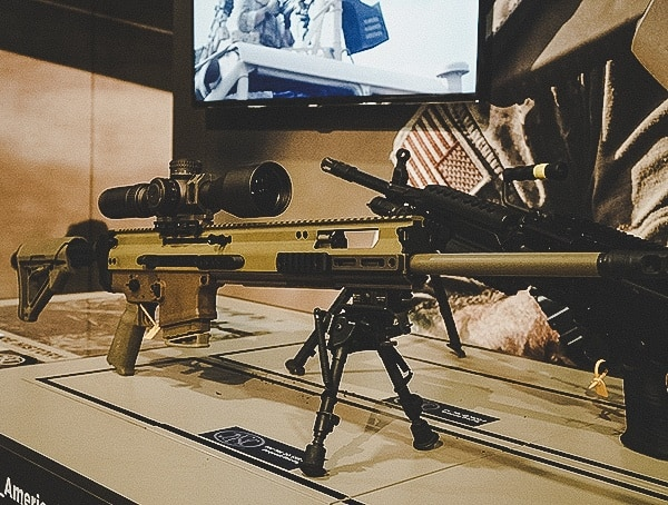 Fn Latest Rifles Shot Show 2019