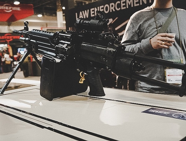 Fn Law Enforcement Military Collection Machine Guns