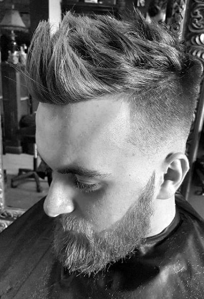 Skin Fade Haircut For Men - 75 Sharp Masculine Styles