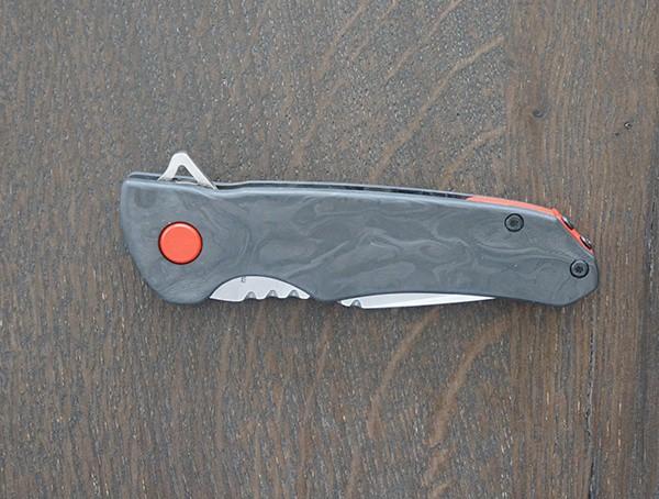 Folded Front Buck Knives Sprint Pro Knife