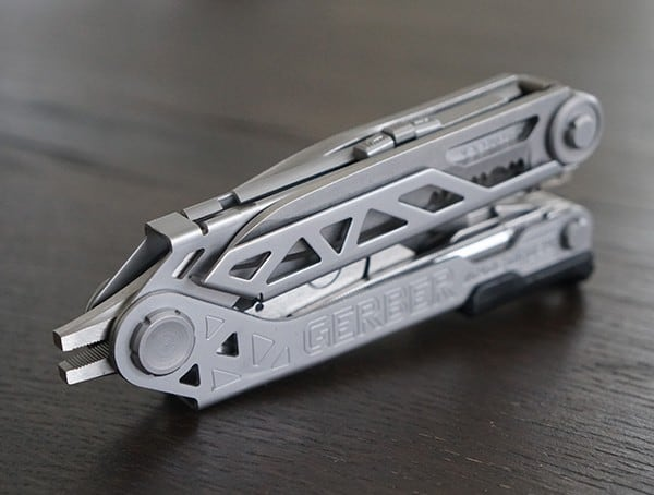 Folded Gerber Center Drive Plus Multi Tool With Pliers