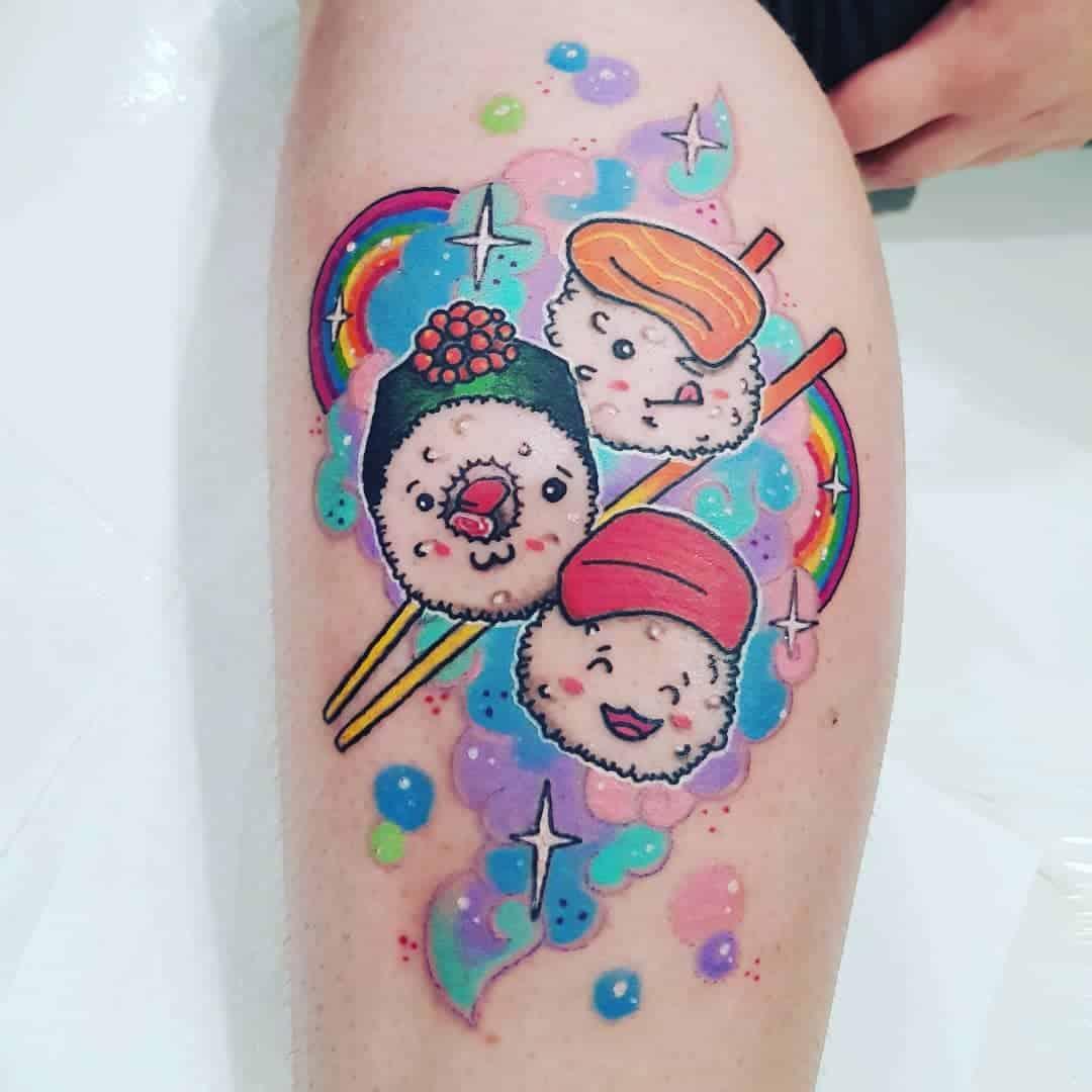 Food Cute Tattoo Jaid Ink