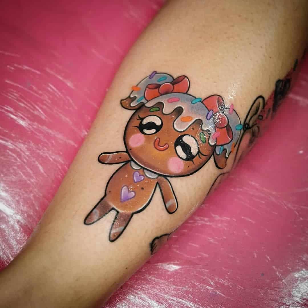 Food Cute Tattoo Ktt Murder