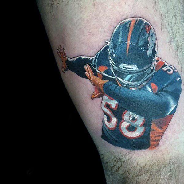 Football tattoo ideas
