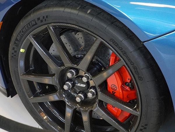Ford Gt Carbon Fiber Wheels