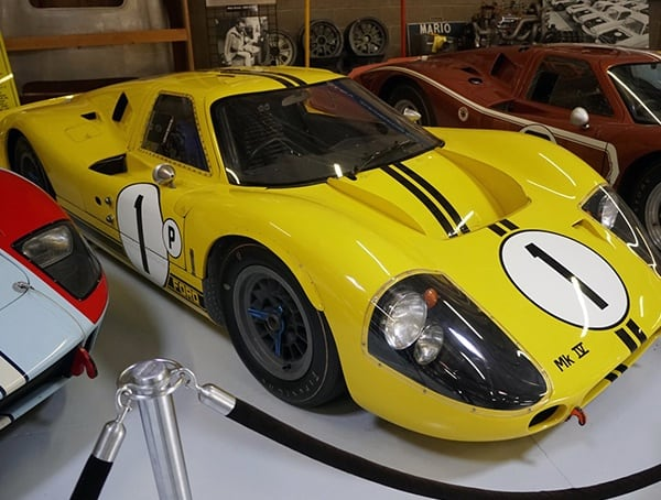 Ford Gt Mk Iv J4 Winner