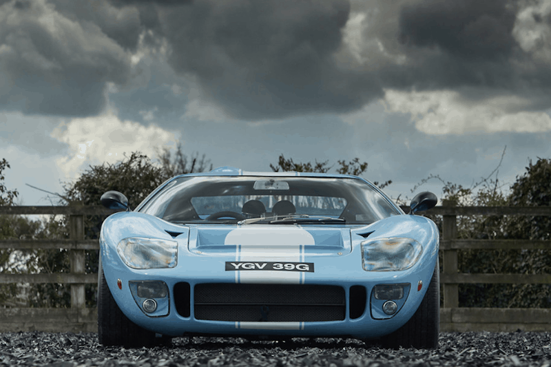 The Final Ford GT40 Ever Produced Is Heading to Auction