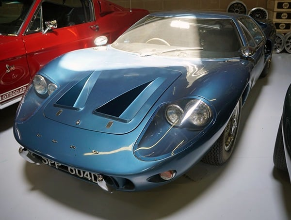 Ford Gt40 Mk Ii Gt 40 P 1102 Coupe