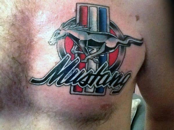 Ford Mens Tattoos