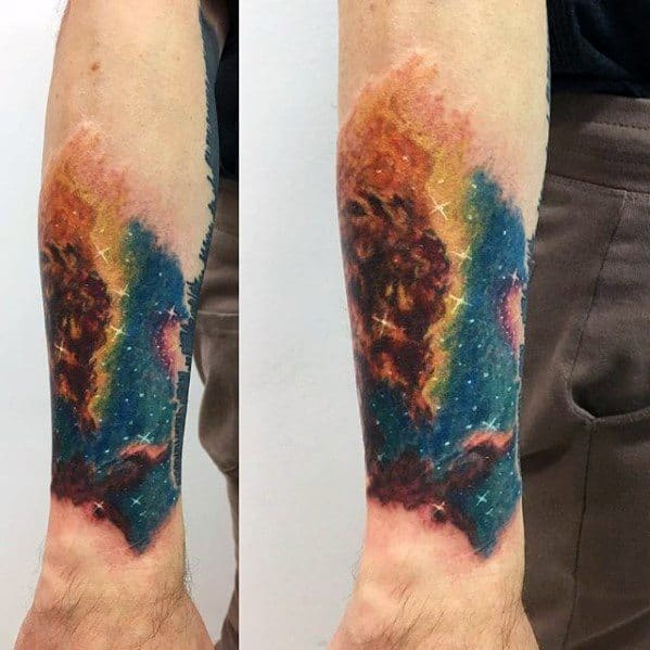 nebula tattoo designs - photo #30