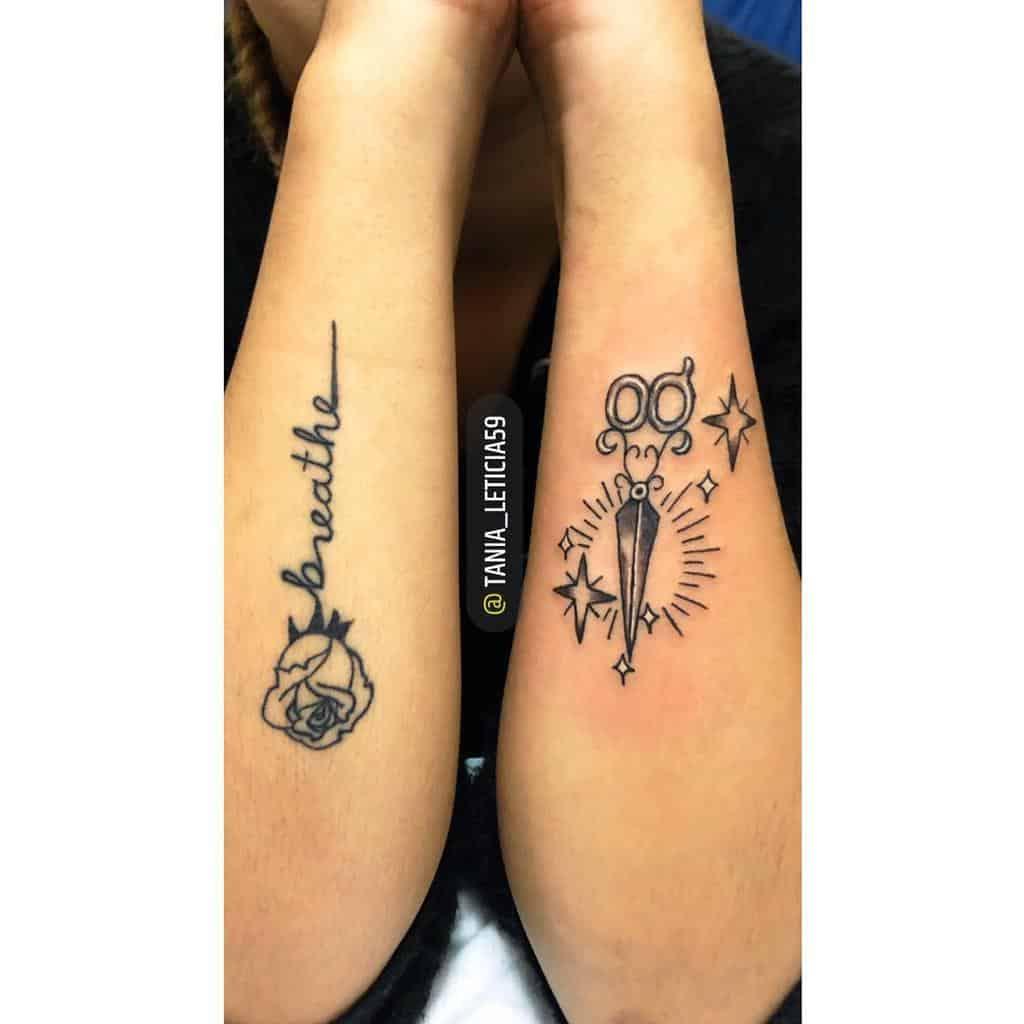 forearm breathe tattoos tania_leticia59