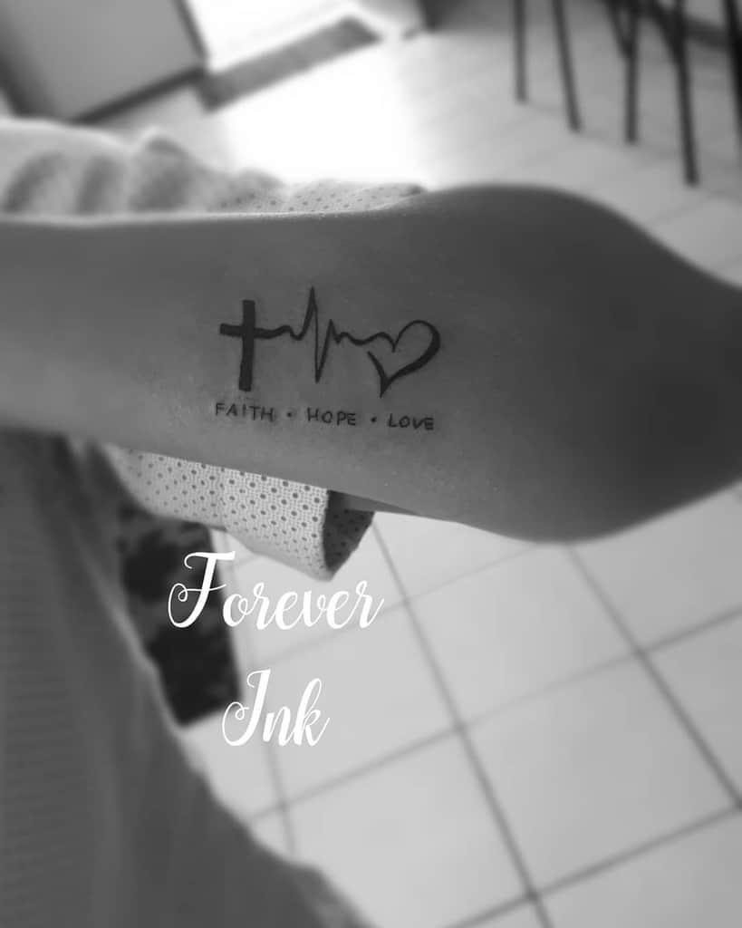 forearm faith hope love tattoos forever_ink_tattoos