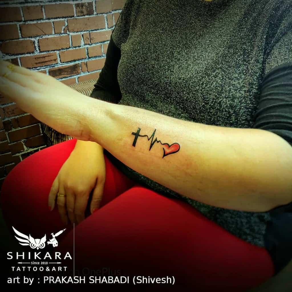 forearm faith hope love tattoos shikaratattoo