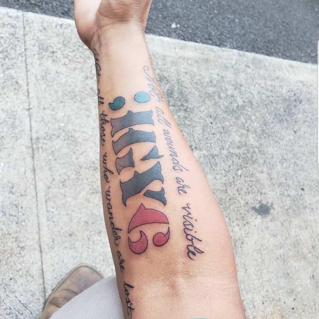 Forearm Igy6 Tattoos 808combatvet