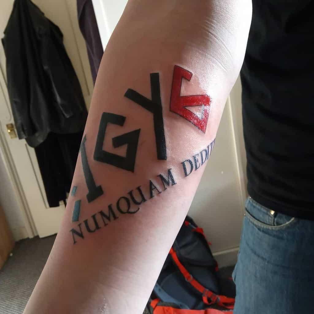 Forearm Igy6 Tattoos Jessyjake1994