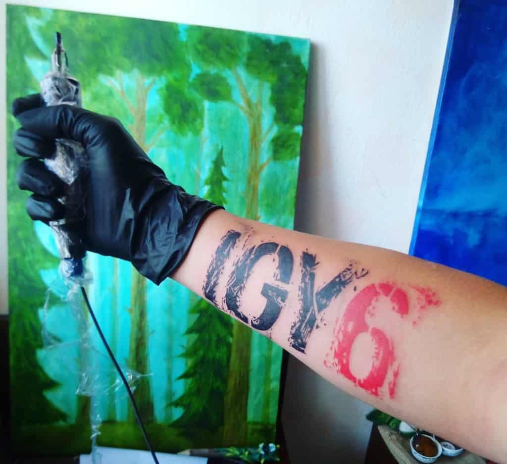 Forearm Igy6 Tattoos Twisted Fox Tattoo 3