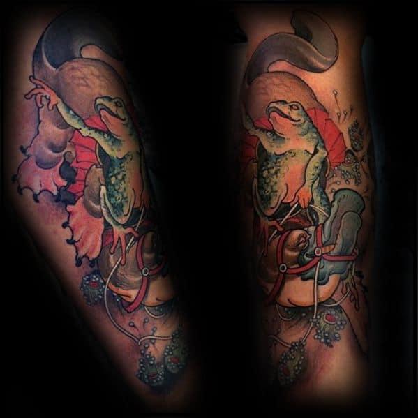 Forearm Platypus Guys Tattoo Ideas